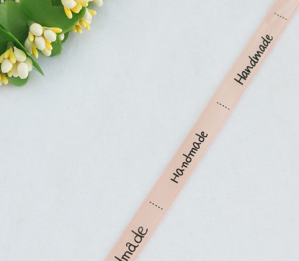 Лента Handmade 10мм/5